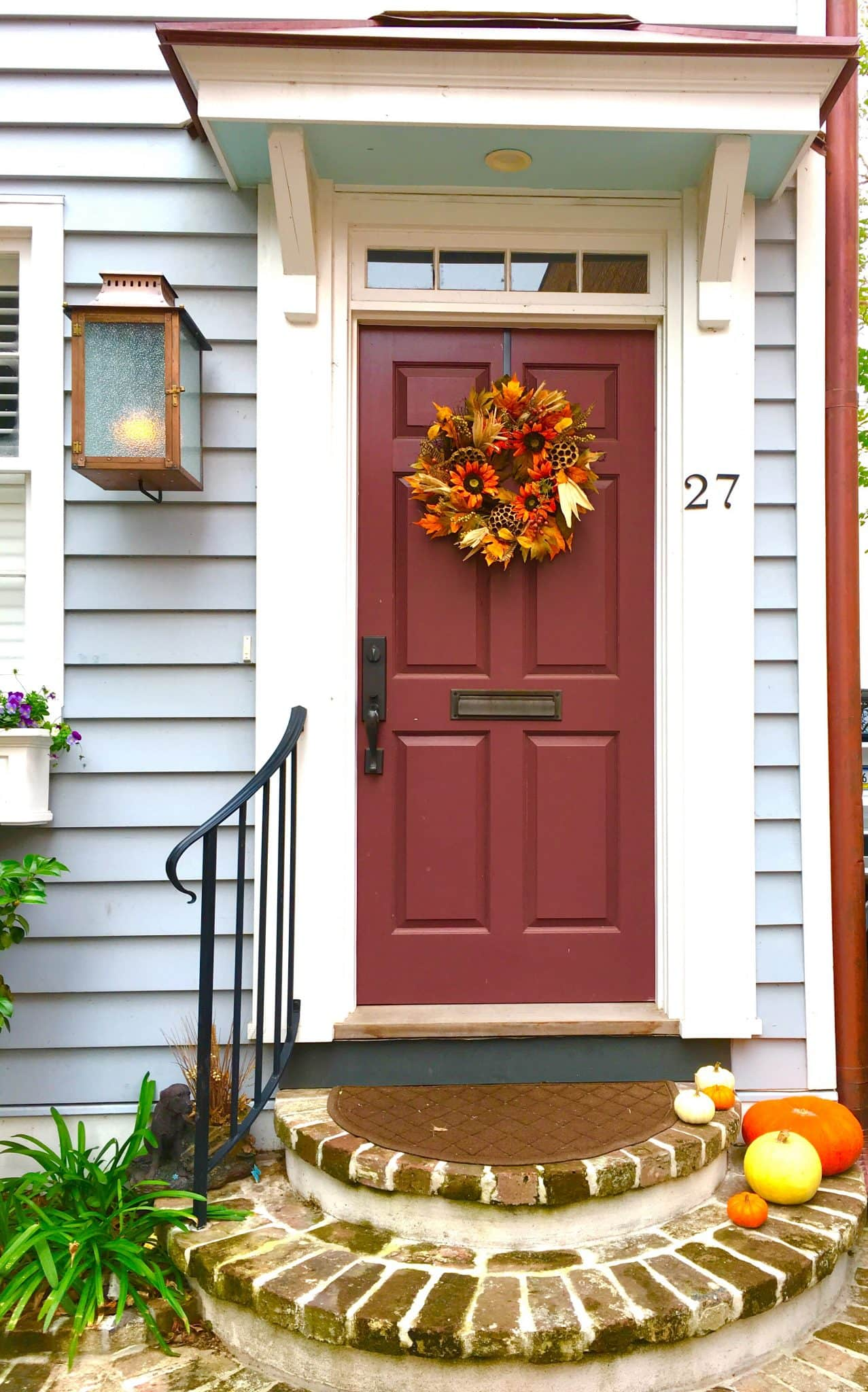 Front Doors Of Charleston How To Style A Front Door Get Green Be