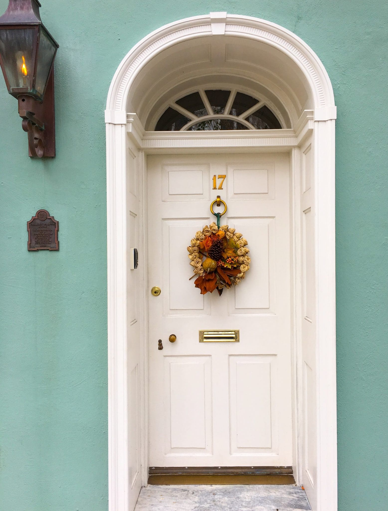 Front Doors Of Charleston How To Style A Front Door Get Green Be Well