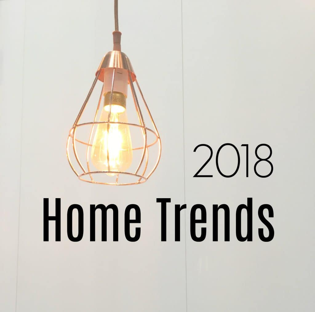 What are the best home trends for 2018? These are the design trends that you'll want in your own house. Kitchen, Bath and DIY ideas for home renovation or on-trend home décor.