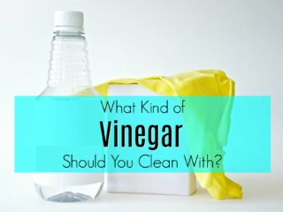 Want to clean with vinegar, but don't know what type to use? Here are the nontoxic kinds of vinegar to choose from for easy and natural green cleaning.