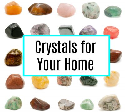 Crystals for the Home: Healing Stone Decor