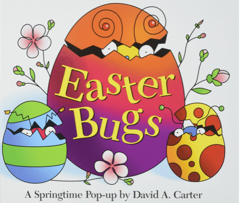 Easter Bugs Book