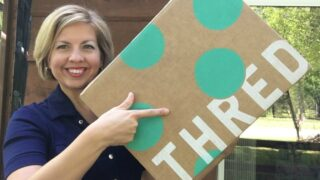 Kim with thredup goody box review