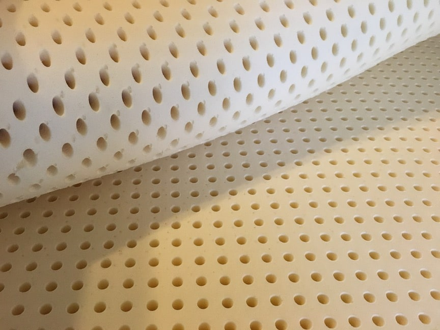 latex mattress topper from latex for less
