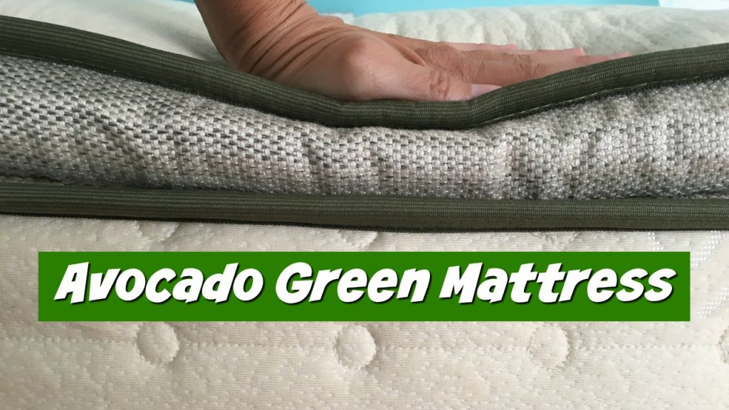 Avocado Green Mattress Natural Nontoxic bed