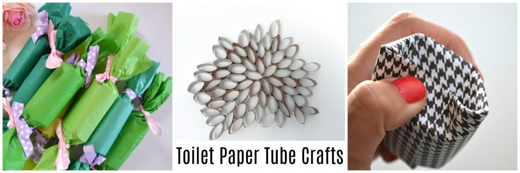 Toilet Paper Tube Crafts Ideas The Craft Kingdom
