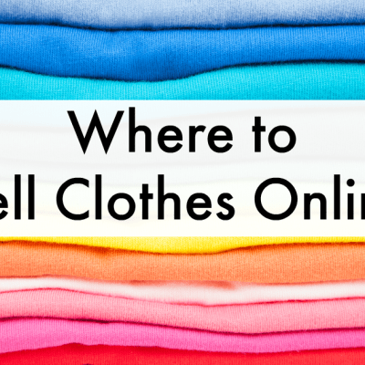 Where to Sell Clothes Online