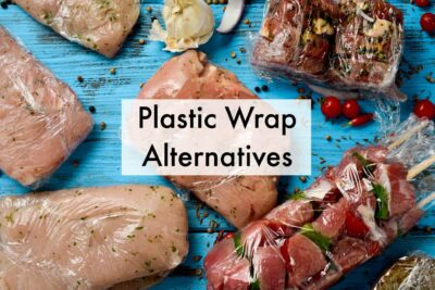 Plastic Wrap Alternatives For Storing and Heating Food