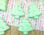 Natural Christmas Tree Bath Fizzies Recipe