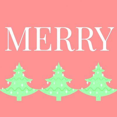 Minimalist Christmas Printables Holiday Decor