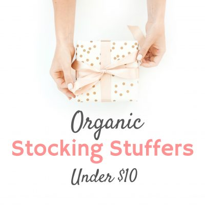 Organic Stocking Stuffers Under $10