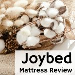 cotton plants for all natural material mattress Joybed review