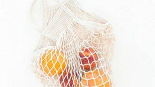 Reusable Produce Bag Zero Waste Living Tips