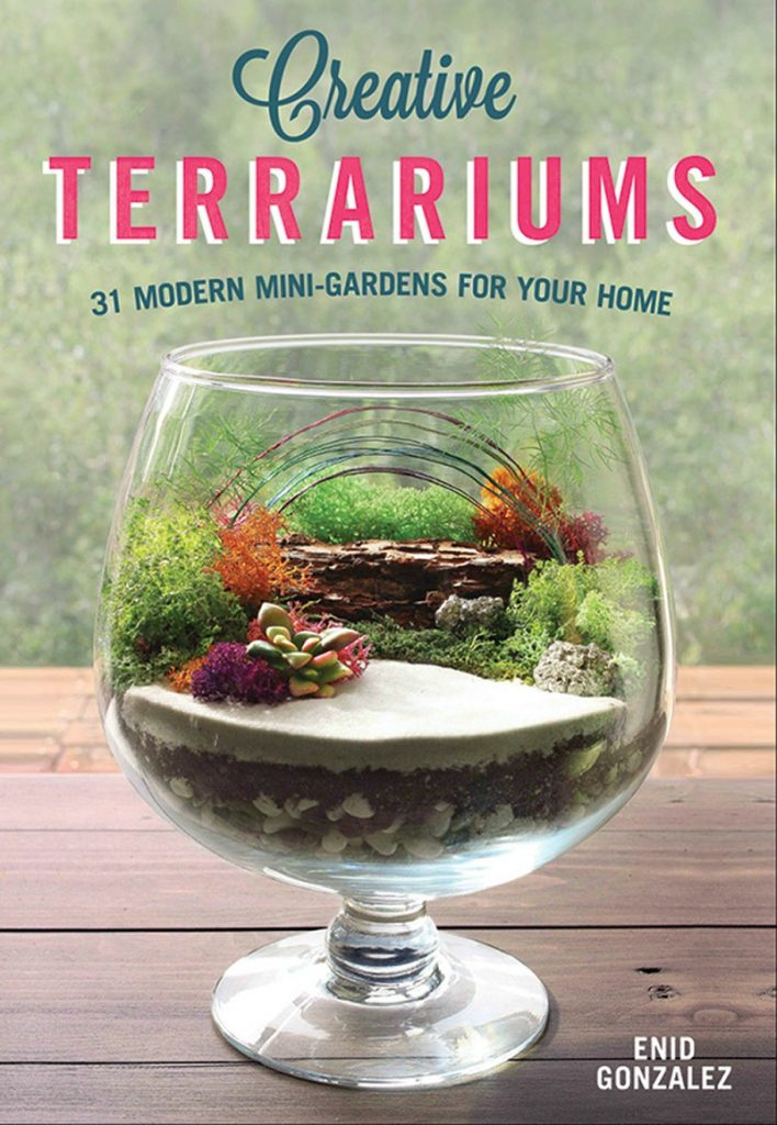creative terrariums book
