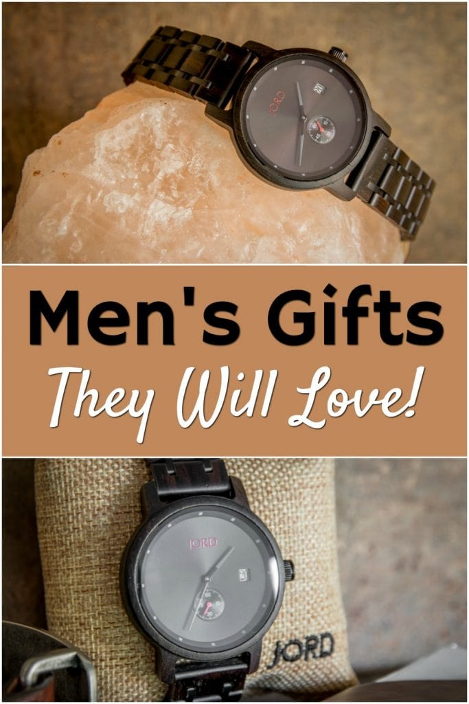 JORD wood watches for mens gifts