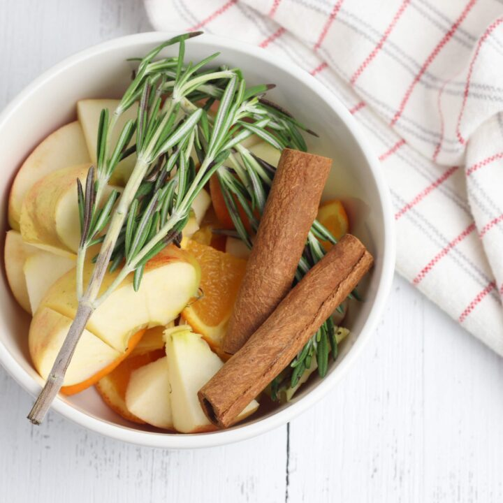 Apple Cinnamon Potpourri Crock Pot Recipe