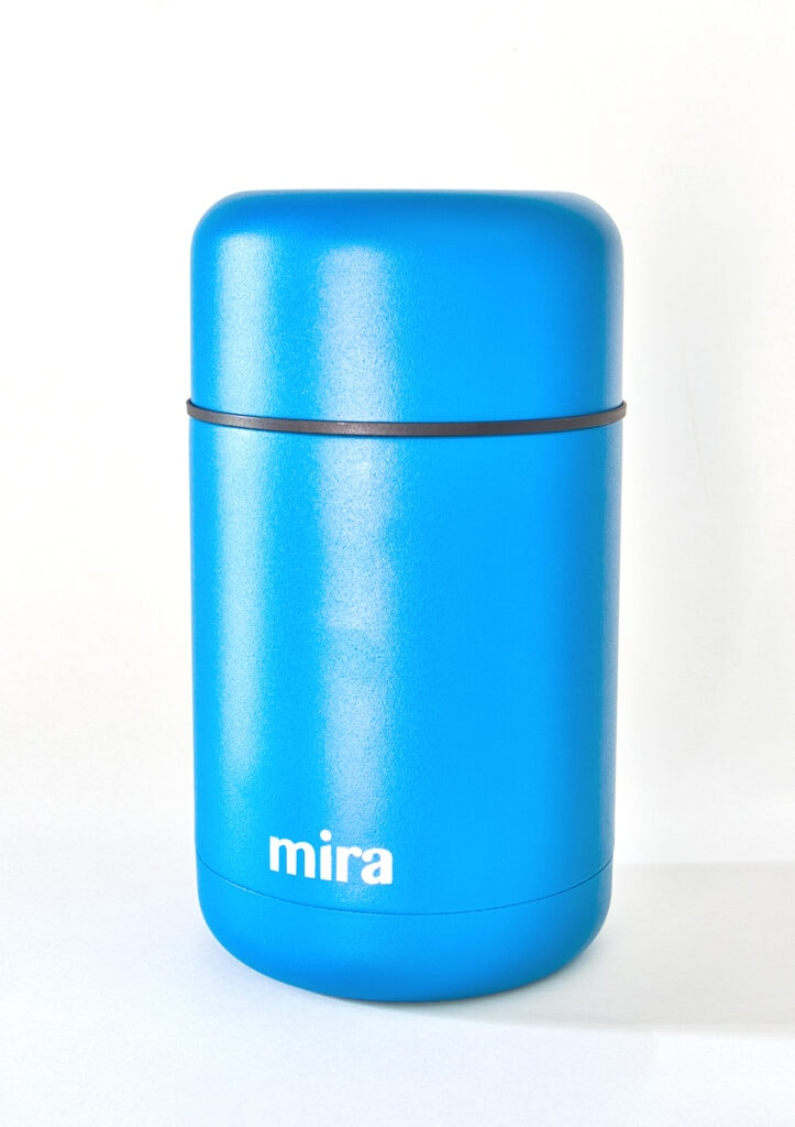 stainless steel insulated food jar Mira