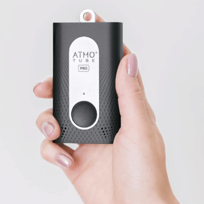 Indoor Air Quality Monitor: Atmotube Review