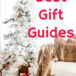 Christmas tree with presents from best gift guides