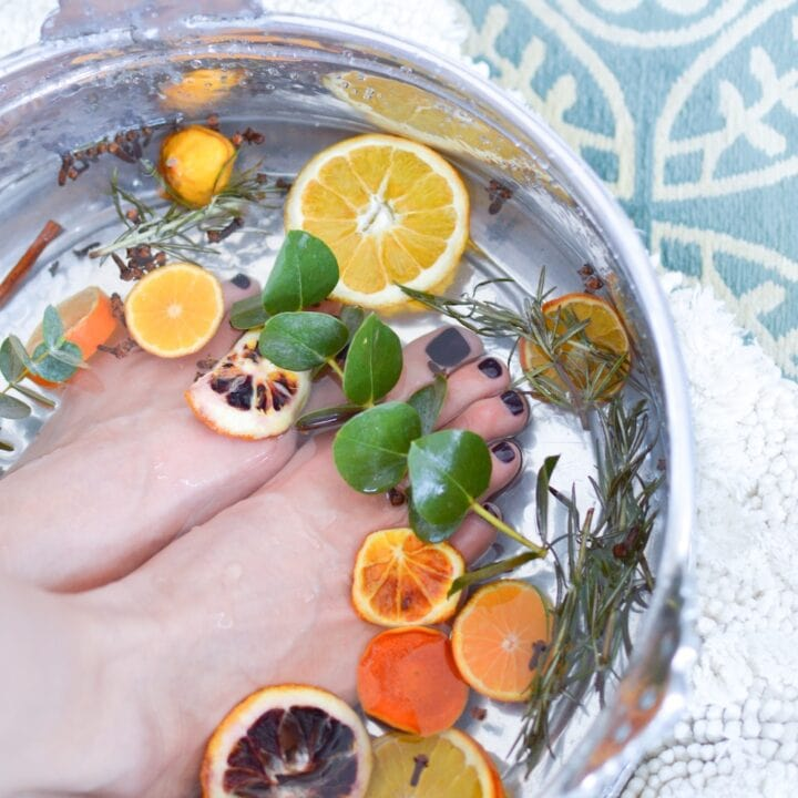 Wellness Foot Soak Recipe