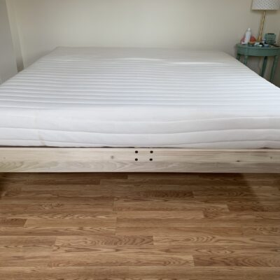 Natural Non Toxic Bed Frame Shopping Guide