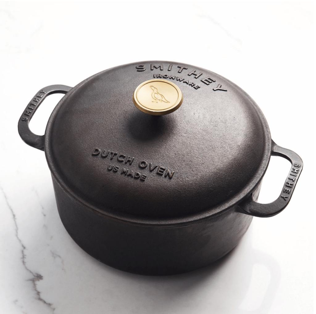 cast iron dutch oven pot